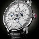 Blancpain Villeret Traditional Chinese Calendar Platinum Watch