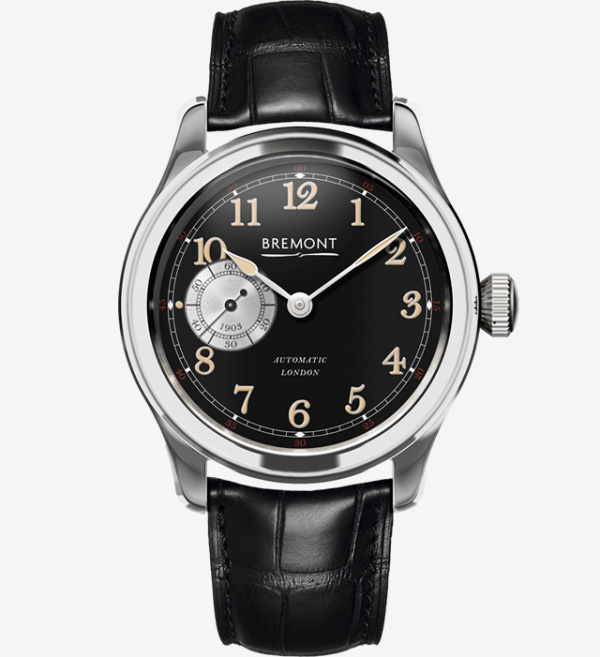 Bremont Wright Flyer Limited Edition Steel Watch
