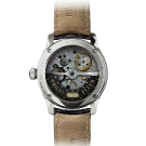 Bremont Wright Flyer Limited Edition Steel Watch Back