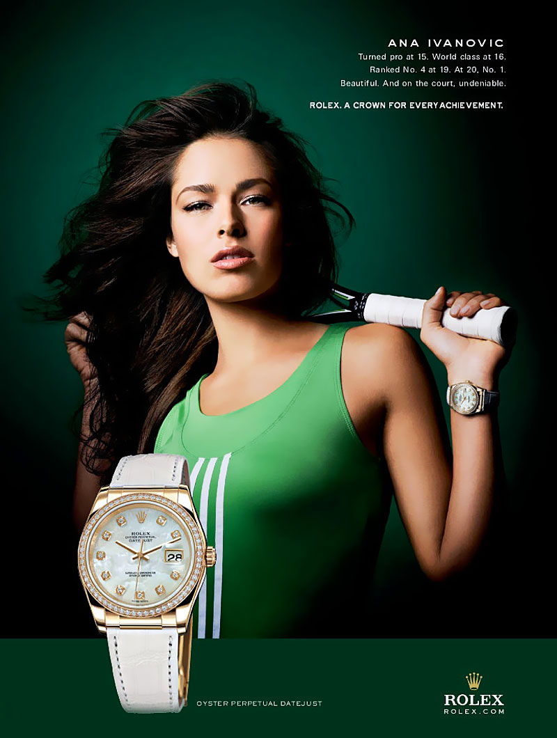 ana-ivanovic-rolex-oyster-perpetual-datejust-watch