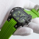 Wryst Airborne Green Watch FW3