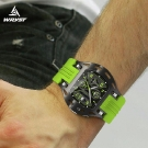 Wryst Airborne Watch Green