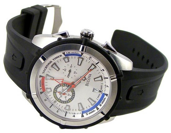 Bulova Yachting Watch 65B115