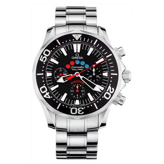 Omega Seamaster 300m Racing Chronograph Watch