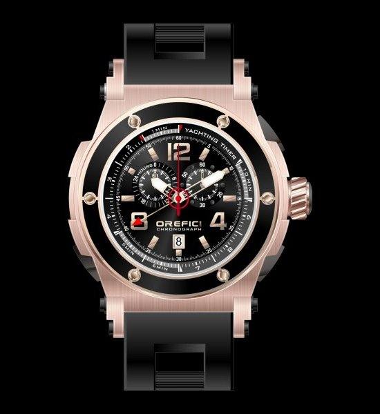 Orefici Regatta Yachting Watch