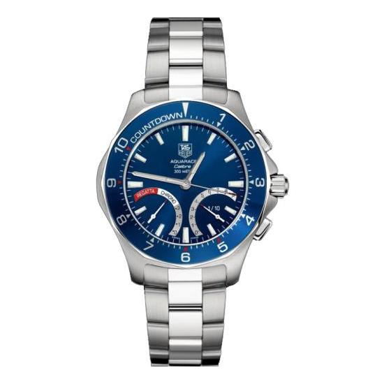 Tag Heuer Aquaracer Calibre S Regatta Watch