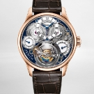 Zenith Academy Christophe Colomb Hurricane Grand Voyage Watch Front