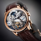 Zenith Academy Christophe Colomb Hurricane Grand Voyage Watch