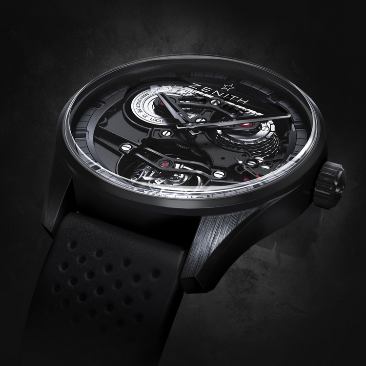 Zenith Academy Tourbillon Georges Favre-Jacot  Watch