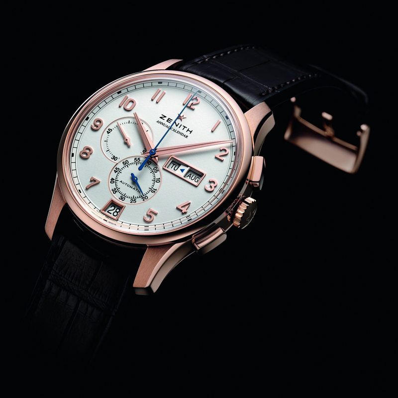 Zenith Captain Winsor Annual Calendar Boutique Edition Watch Dial