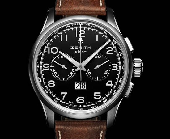 Zenith Pilot Big Date Special Watch