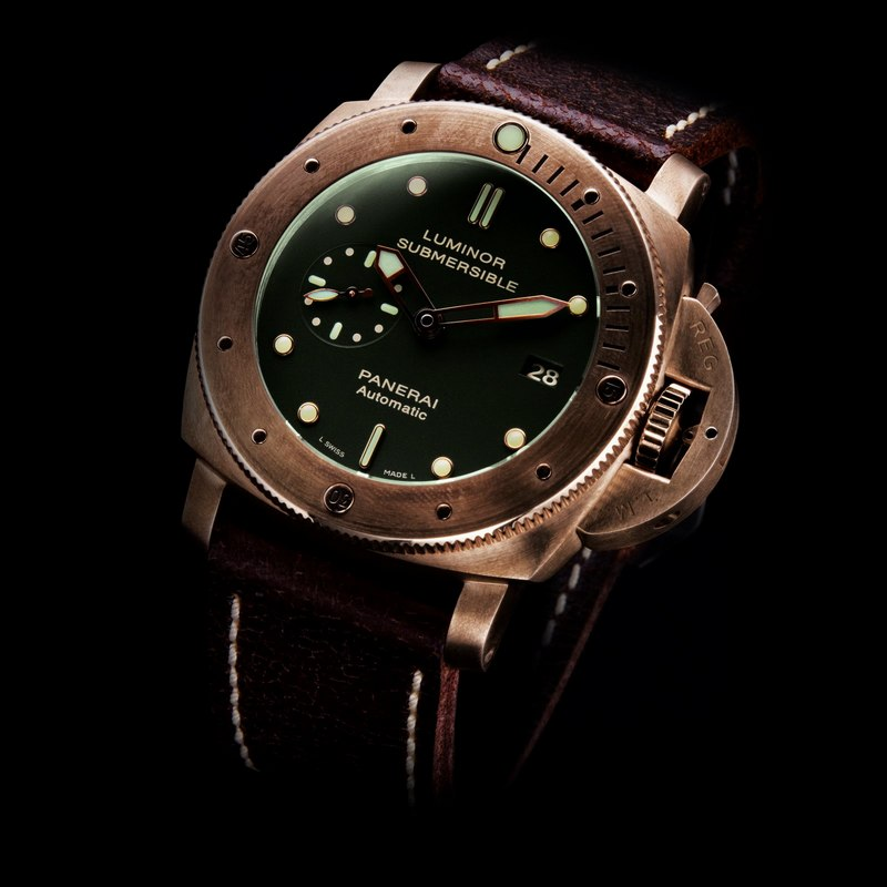 Panerai Luminor Submersible 1950 3 Days Automatic Bronzo PAM00382