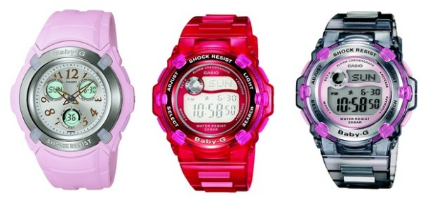 Casio Baby-G Series