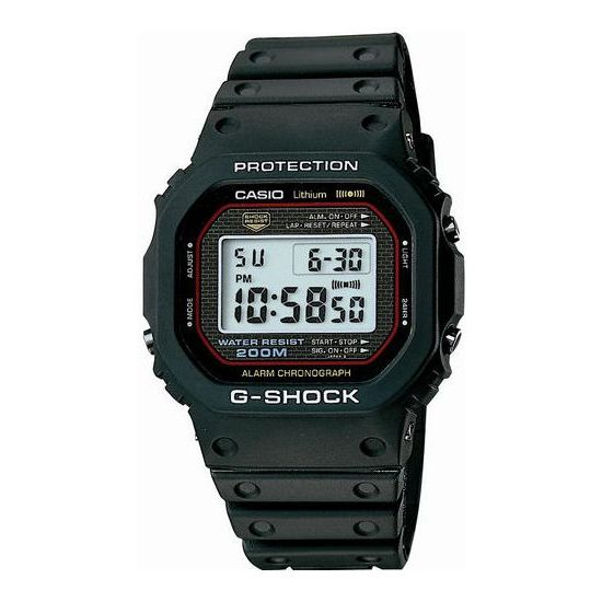 Casio DW-5000C First G-Shock Watch