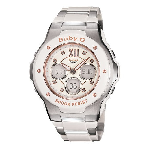 Casio MSG301C-7B Baby-G Watch