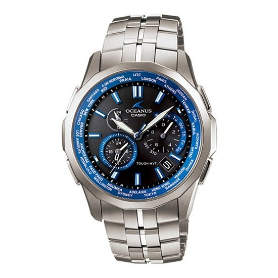 Casio Oceanus Manta Watch