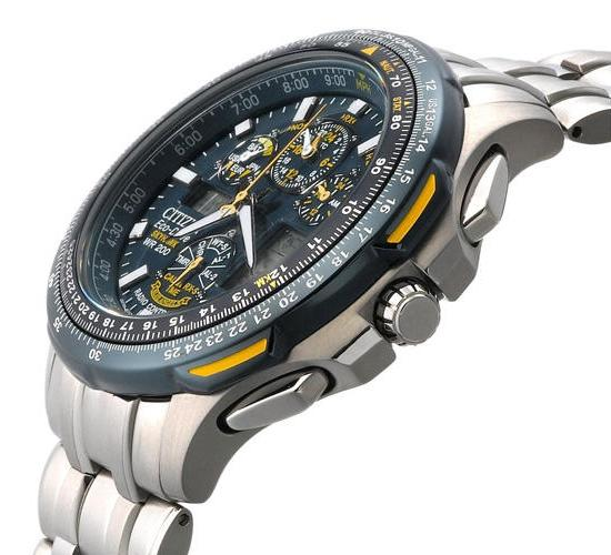 Citizen Blue Angels Watch