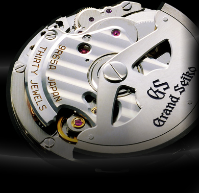 Grand Seiko Spring Drive Movement