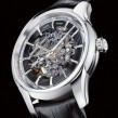 Omega Hour Vision Co-Axial Skeleton Platinum