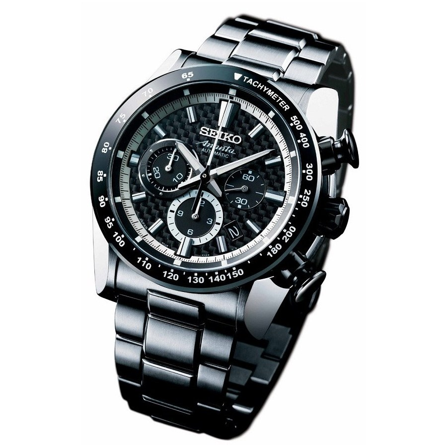Seiko Ananta Automatic Chronograph Watch