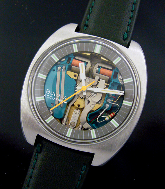 Bulova Accutron Spaceview Watch
