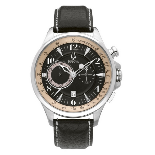 Bulova Adventurer Chronograph Watch