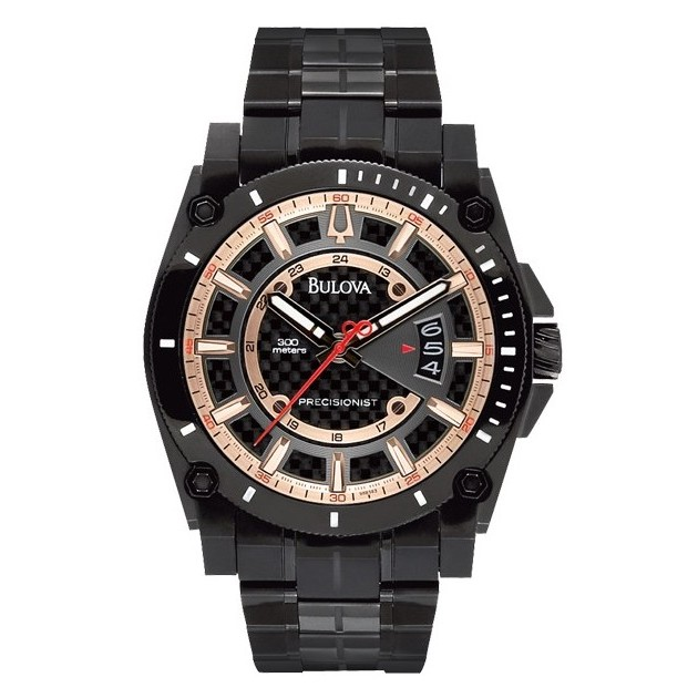 Bulova Precisionist Champlain Watch