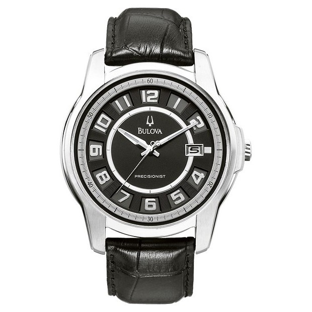 Bulova Precisionist Claremont Watch