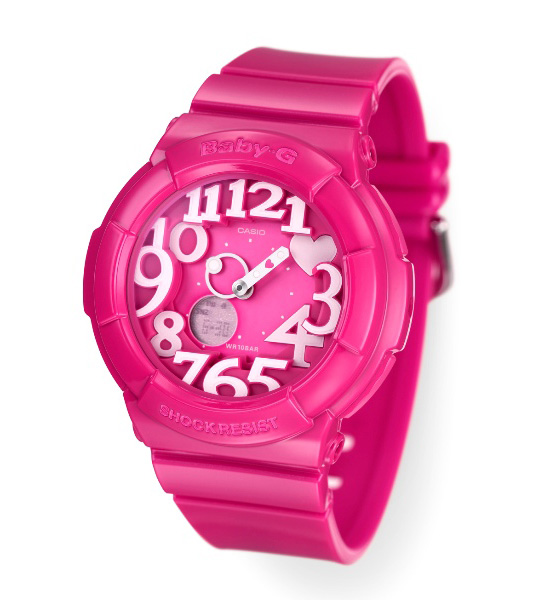 Casio Baby-G BGA-130-4B Watch