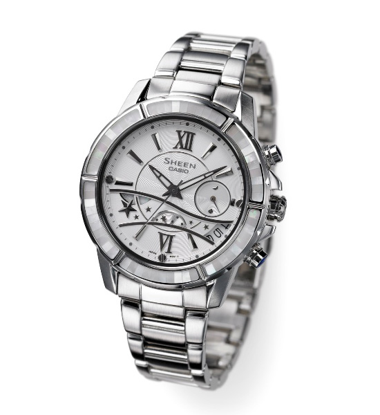 Casio Sheen SHE-5514-7A Watch