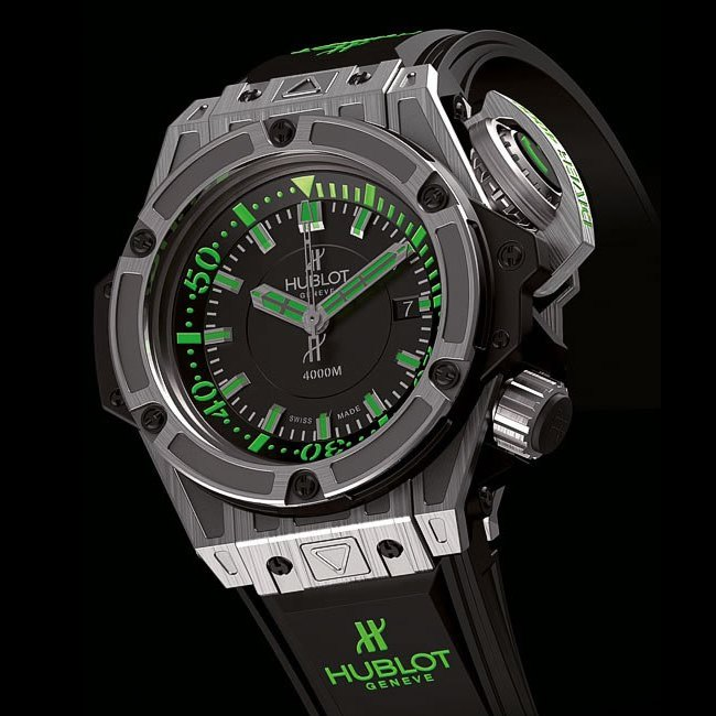 Hublot King Power Diver Watch