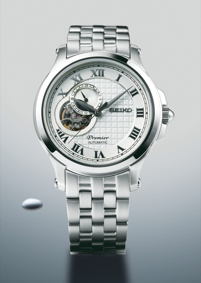 Seiko Premier Automatic Watches from 2011 Collection ...