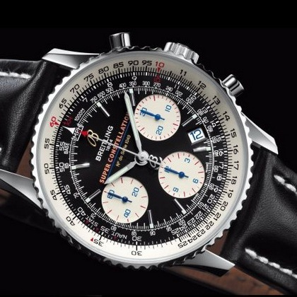 Breitling Navitimer Super Constellation Chronograph Watch