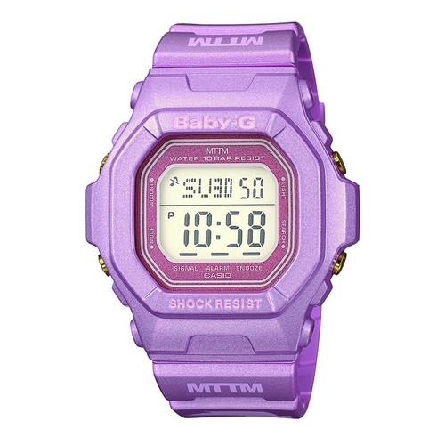 Casio Baby-G Married to the Mob Watch
