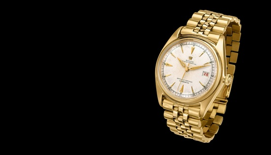 The First Rolex Datejust Watch