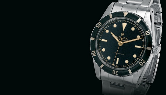 The First Rolex Submariner Watch