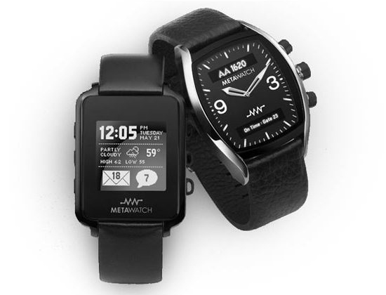 Fossil Smart Watch - Metawatch