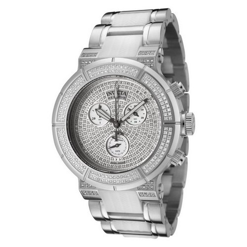 Invicta Reserve Lady Ocean Reef Diamond Pave Watch