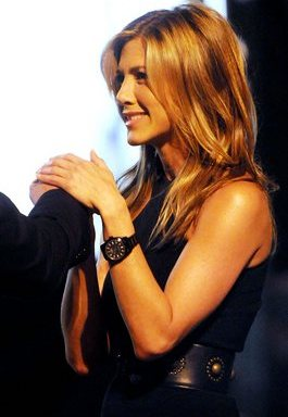 Jennifer Aniston Rolex