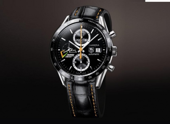 Tag Heuer Carrera Watch Buddh