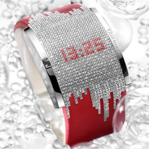Tag Heuer Diamond Fiction Ladies Watch