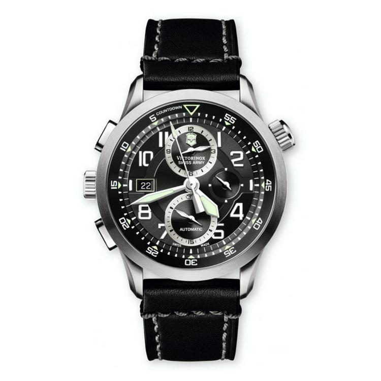 Swiss Army AirBoss Mach 8 Special Edition Watch