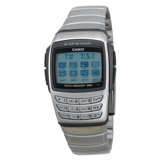 Casio E-Data Databank Digital Watch