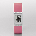 S+arck - Rumeur Silicone Glitz Digi Watch  PH1104_main