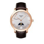 Tissot Sculpture Line Moonphase Watch T905.638.76.032.00