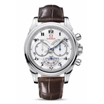 omega olympic collection timeless watch front