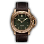 Panerai Luminor Submersible 1950 3 Days Automatic Bronzo 47 mm Watch