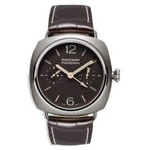 Panerai Radiomir Tourbillon GMT Titanio 48mm Watch PAM00315