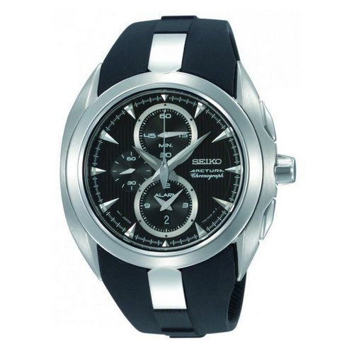 Seiko Arctura Alarm Chronograph Watch