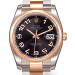 Rolex Datejust Oyster Perpetual 36 mm Watches 116201